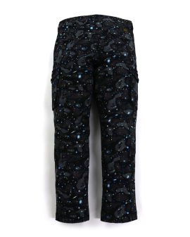 Space Camo Relaxed Fit Pants