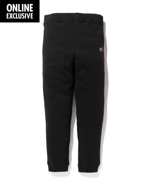 One point slim sweatpants