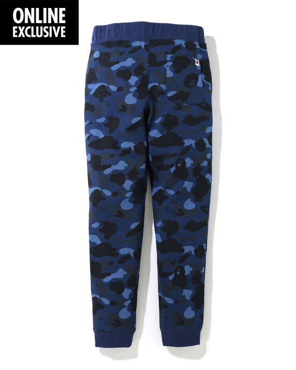 Color camo One Point silm joggers