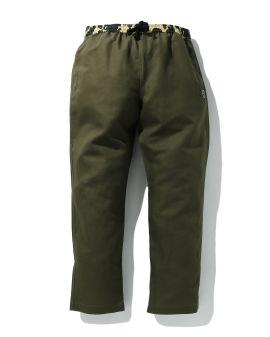 1st Camo Belt Easy pants