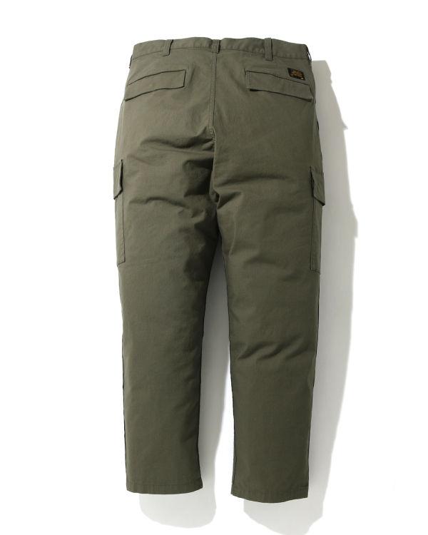 Side Tape Stretch pants