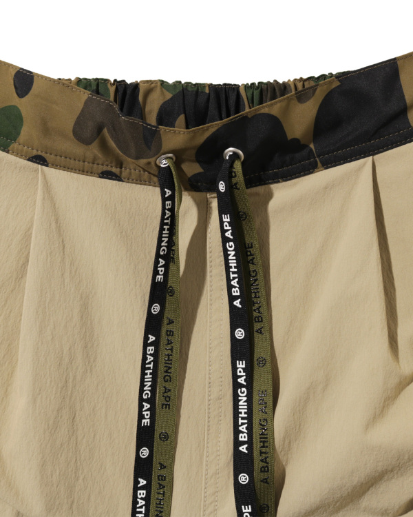 1st Camo Belt pants