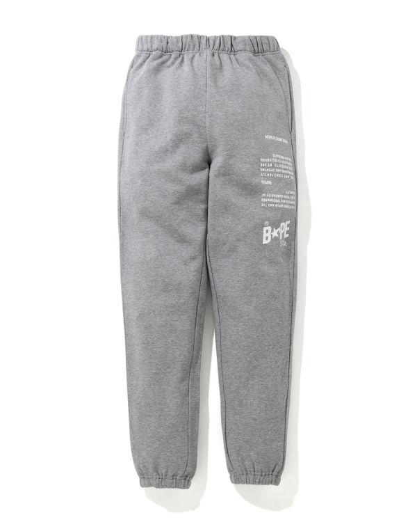 1st Camo Pocket sweatpants
