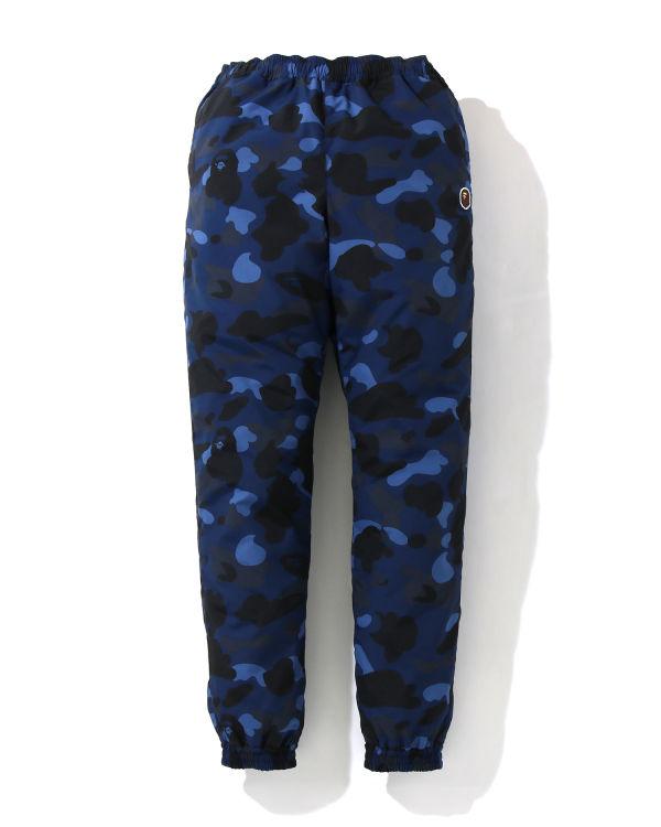 Color Camo track pants