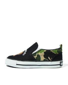 ABC Camo Baby Milo Slip On shoes