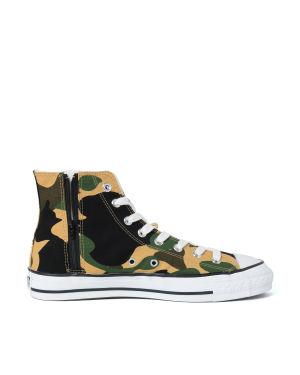 1st Camo Ape Sta Hi M1 sneakers