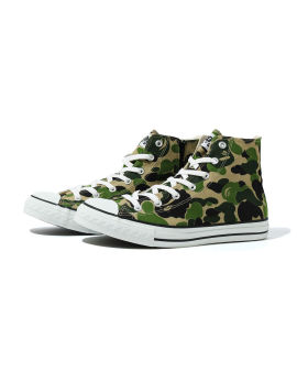 ABC Camo Ape Sta Hi M1 sneakers