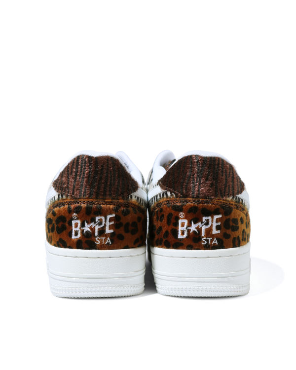 Animal Mix Bape Sta Low sneakers