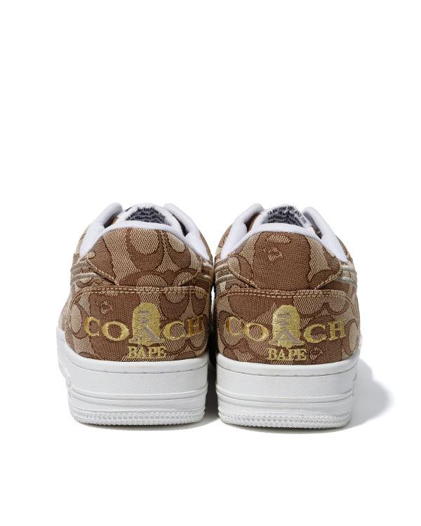 X Coach Bape Sta #1 sneakers