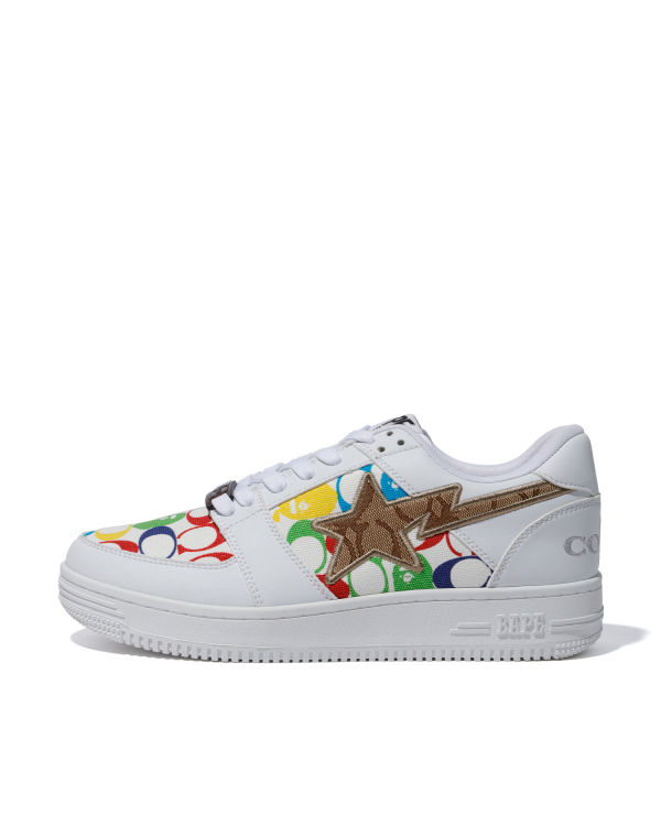 X Coach Bape Sta #2 sneakers