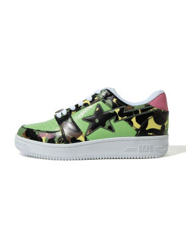 X MO'WAX X UNKLE BAPE STA M2 sneakers