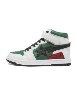 Bape® Block STA Hi #2 Sneakers