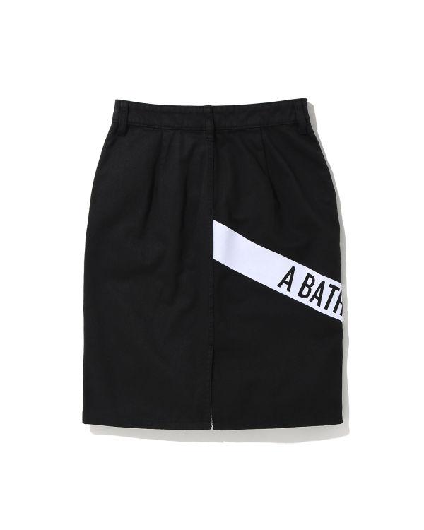A Bathing Ape Chino skirt