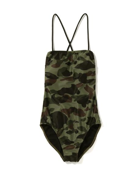 31f6dcf855d A BATHING APE®. 1st Camo swimsuit