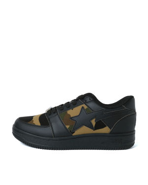 1st Camo Bape Sta low M2 sneakers