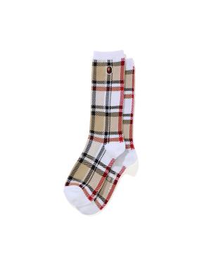 Bape Check socks
