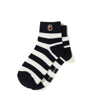 Hoop ankle socks