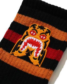 Tiger socks — 1 pair