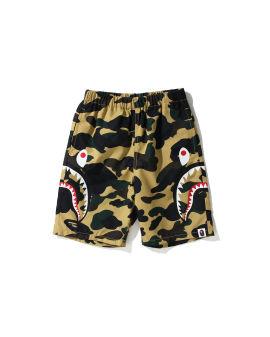 1st Camo Side Shark Beach shorts