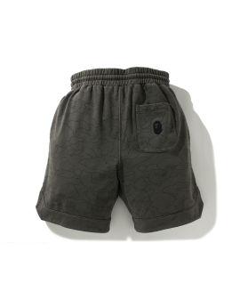 Line 1st Camo Washed sweat shorts