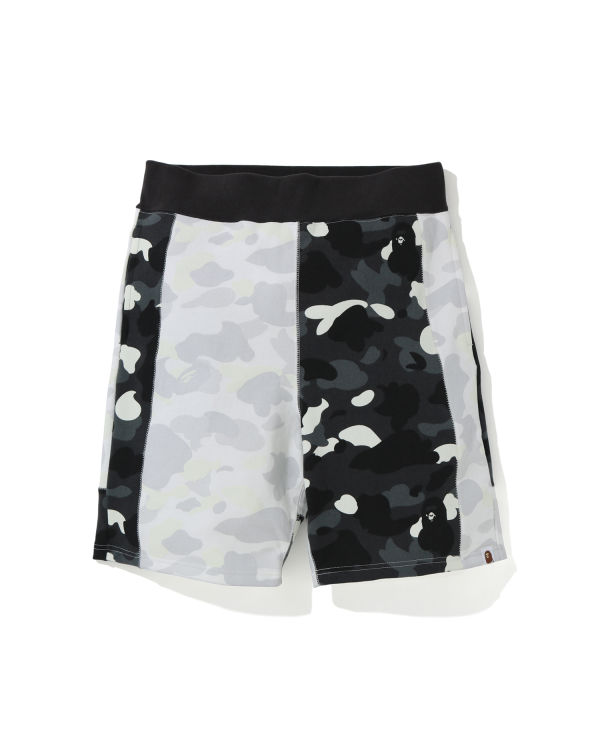 City Camo Crazy sweat shorts