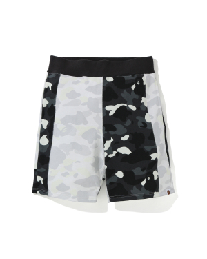 City Camo Crazy sweat shorts
