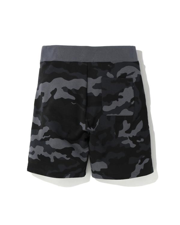 Woodland Camo Tiger sweat shorts