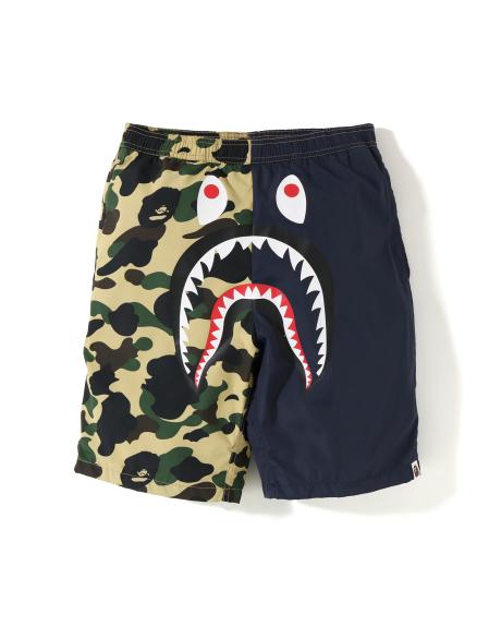 ee9ef9ded995 A BATHING APE®. 1st Camo cargo shorts. HK 1