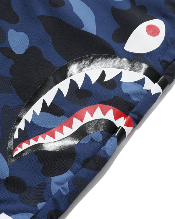 Colour Camo Side Shark shorts