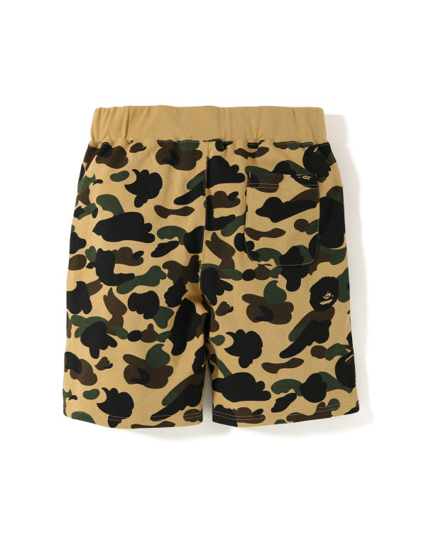 1st Camo sweat shorts
