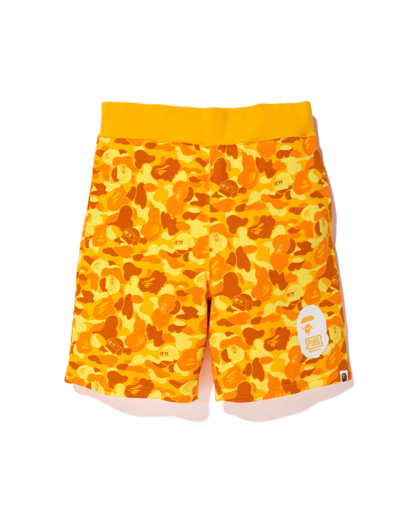 X PUBG MOBILE camo sweat shorts