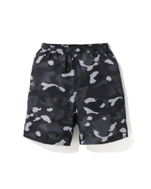 Gradation  Camo beach shorts