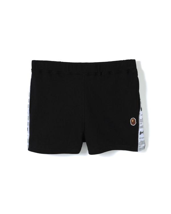 BAPE STA tape shorts