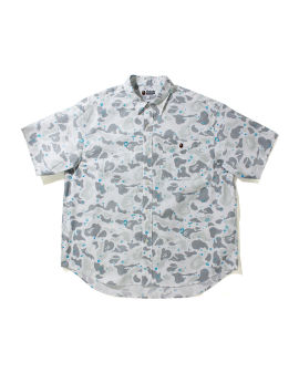Space Camo Relaxed Fit  S/S shirt
