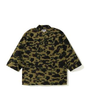 1st Camo kimono shirt