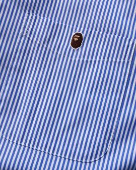 Stripe Loose Fit Poplin shirt