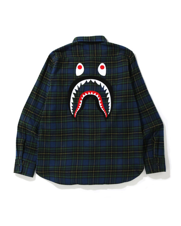 Shark Flannel Check shirt