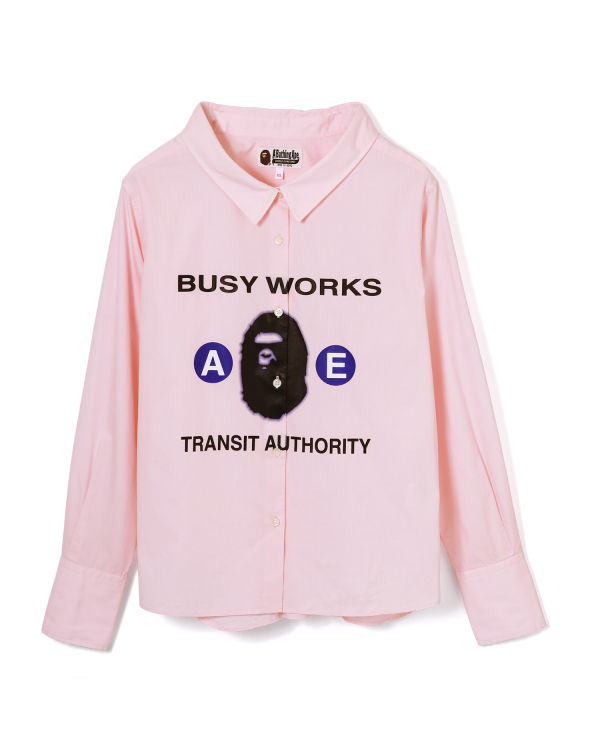 Busy Works shirt