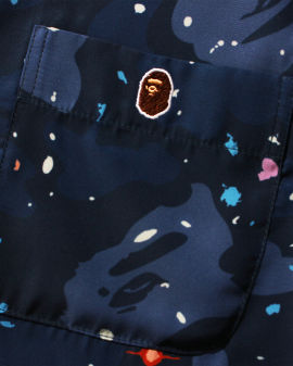 Space Camo S/S shirt