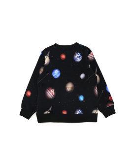 Bape Galaxy Shark Crewneck sweatshirt
