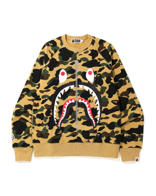 1st Camo Shark sweatshirt