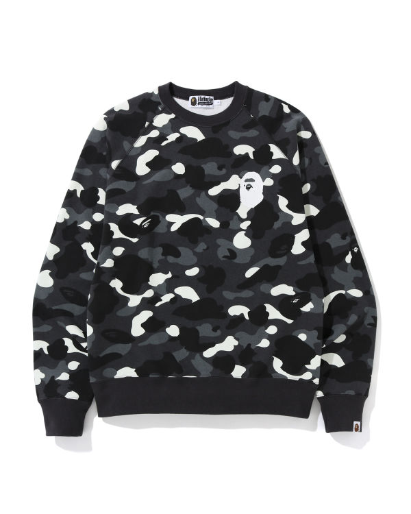 City Camo sweatshirt
