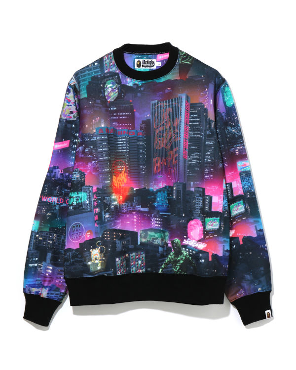 Neon Tokyo sweatshirt