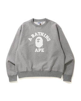 Relaxed Classic College sweatshirt