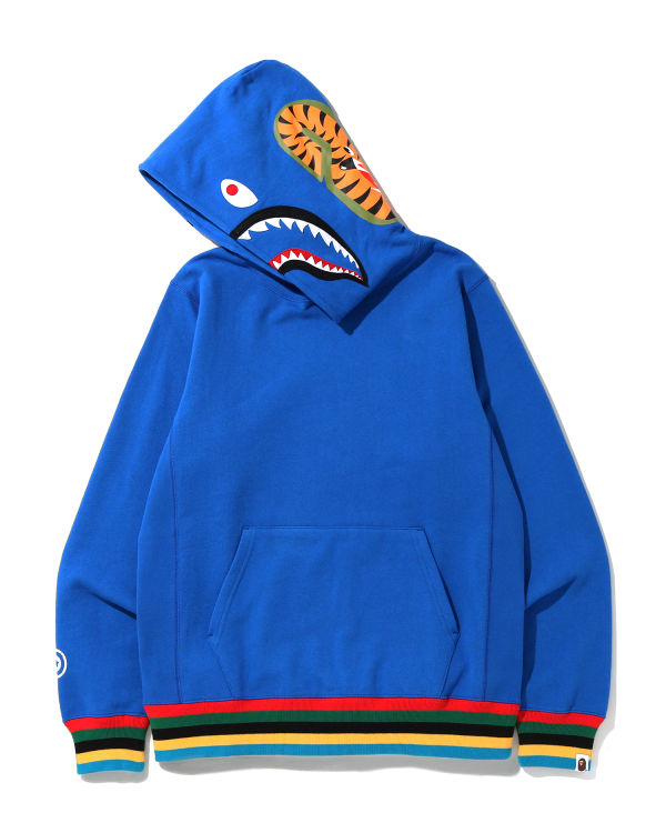 Shark Line Rib hoodie