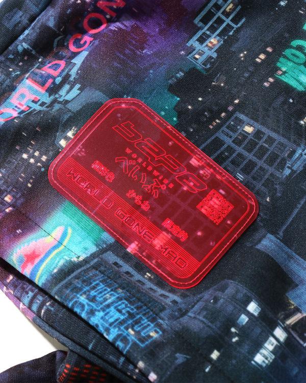 Neon Tokyo hoodie
