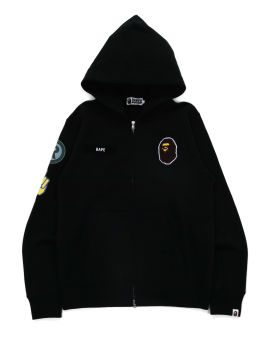 Military Patch Heavy Weight Sweater