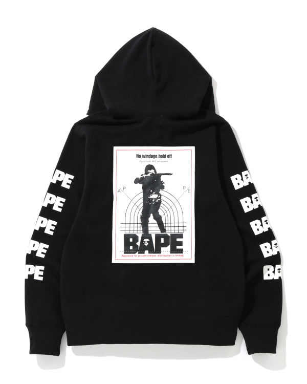 Bape Hunting zip hoodie