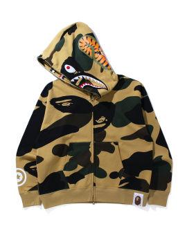 Giant 1st Camo Shark Loose zip hoodie