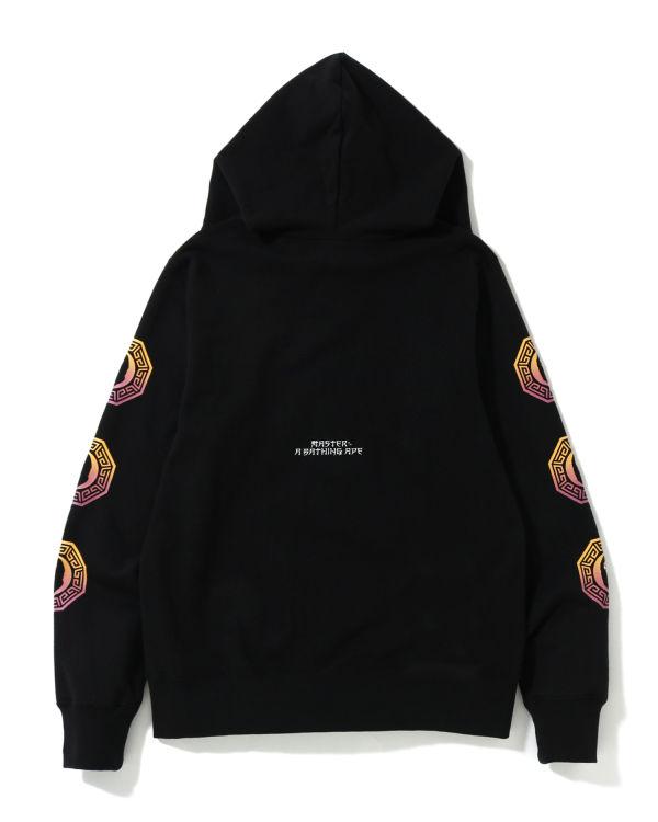 Bape Swarovski full zip hoodie